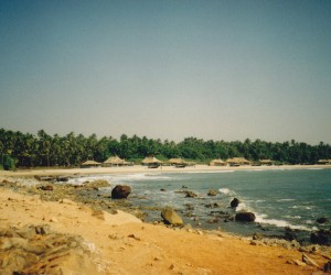 Anjuna Beach: best time to go