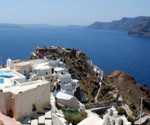 Santorini: best time to go