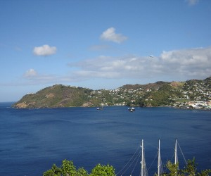 Kingstown: best time to go