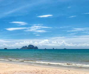 Krabi - Ao Nang: best time to go