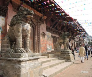 Patan: best time to go