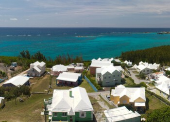 Saint David island
