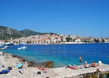 Croatian islands (Hvar, Brac,Mljet...)