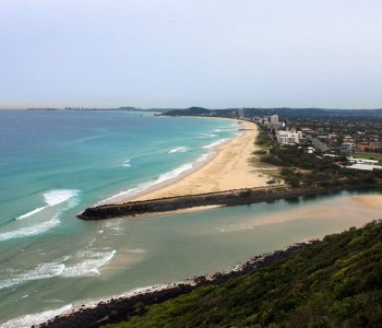 Australia in august