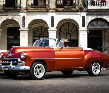 Cuba in november