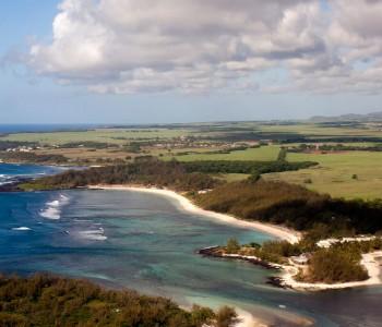 Mauritius in august