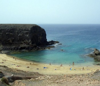 Lanzarote in november