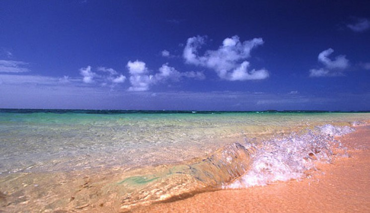 Other South Pacific Islands: Laura beach