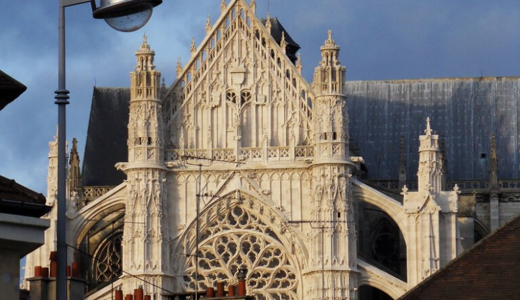 Beauvais (Oise) : Beauvais,Oise-cathedrale