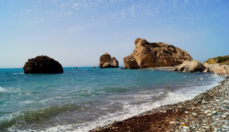 Cyprus : Rock of Aphrodite 1
