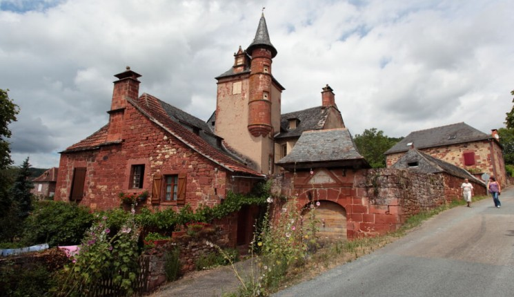 Limousin : collonges la rouge01