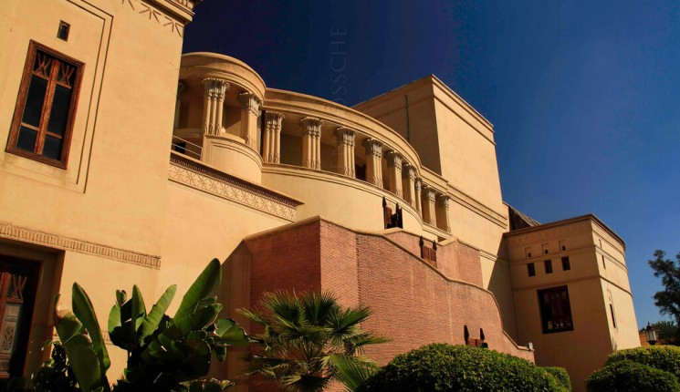 Marrakesh : Theatre house Marrakech