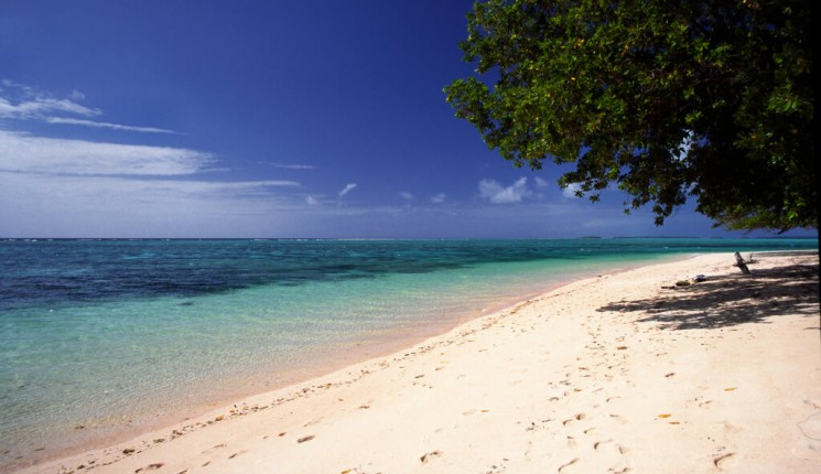 Micronesia: The Marshall Islands - Majuro - Laura Beach #4
