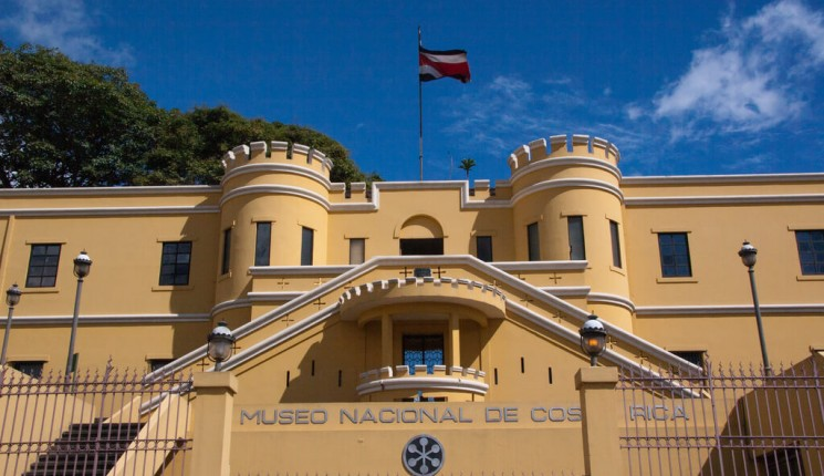 San Jose : Costa Rica - San Jose and National Museum
