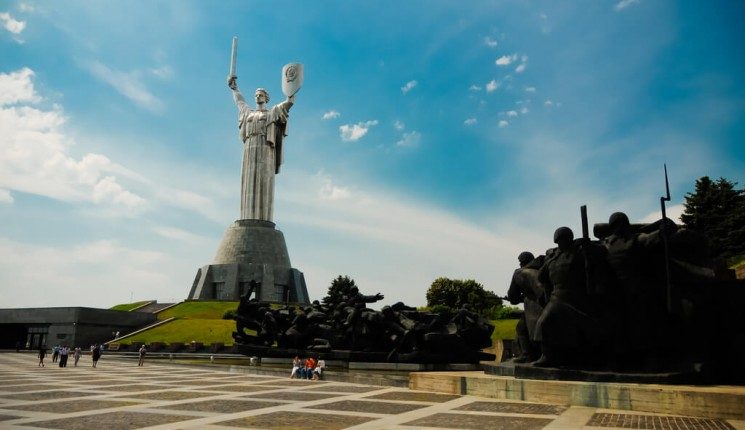 Ukraine : The Motherland Calls