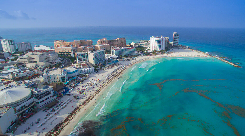 Cancun Wetter