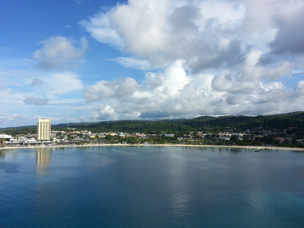 Weather in Ocho Rios in september 2020 - Temperature and ...